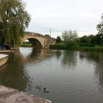 The view at Lechlade