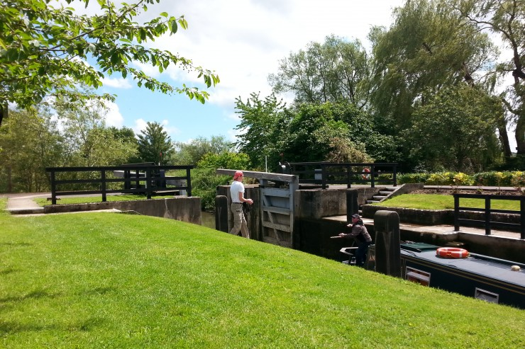 The Thames Path Days 2-3
