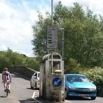 Toll bridge at Eynsham