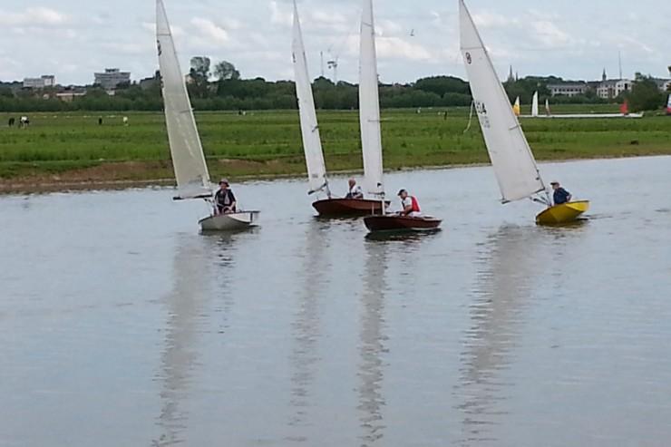 Sailing at Oxford