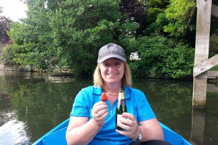 Messing about on the river