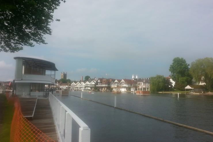 Henley and Regatta preparations