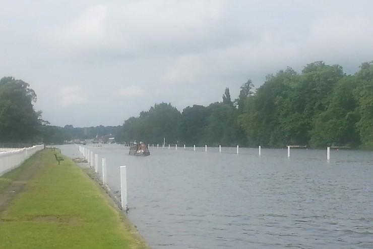 Henley Royal Regatta stretch