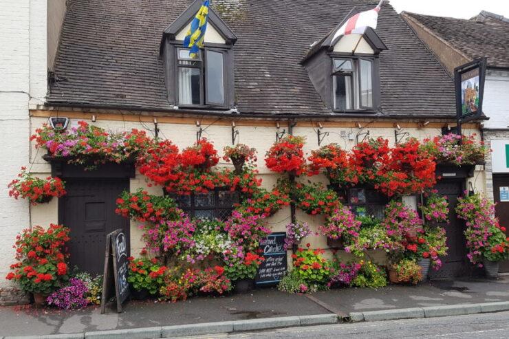 Bridgnorth so many pubs